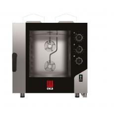 Piec konwekcyjno-parowy gazowy Millenial Smart Bakery 6x600x400<br />model: MKF664GS<br />producent: Hendi