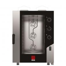 Piec konwekcyjno-parowy gazowy Millenial Smart Bakery 10x600x400<br />model: MKF1064GS<br />producent: Hendi