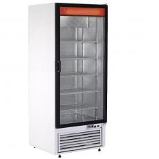 Szafa chłodnicza przeszklona przyścienna<br />model: SCh-S 725 W<br />producent: Rapa