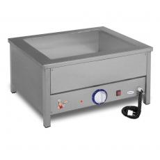 Bemar elektryczny stołowy 2xGN1/1 (1-komorowy)   EGAZ BE-2N<br />model: BE-2 N<br />producent: Egaz