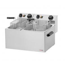 Frytownica elektryczna 2-komorowa FE-74<br />model: 00000234<br />producent: Redfox