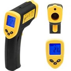 Termometr cyfrowy bezdotykowy wielofunkcyjny<br />model: 620711<br />producent: Stalgast