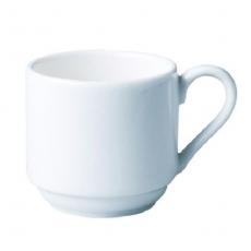 Filiżanka porcelanowa do espresso RAK z serii BANQUET<br />model: R-BACU09-12<br />producent: Rak