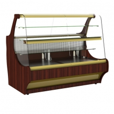 Witryna cukiernicza YOKO<br />model: WCH-1/CB/950/1000<br />producent: Cebea