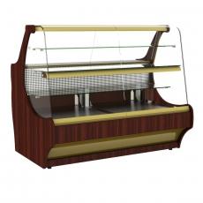 Witryna cukiernicza YOKO<br />model: WCH-1/CB/1530/1000<br />producent: Cebea