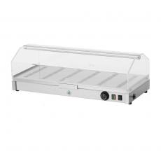 Witryna grzewcza 2-poziomowa VEC -108<br />model: 00000483<br />producent: Redfox