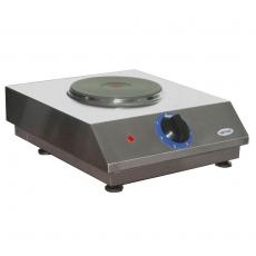 Taboret gastronomiczny elektryczny 1-płytowy | EGAZ KE-41.I<br />model: KE-41.I<br />producent: Egaz