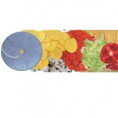 Tarcza z nożem sierpowym do pomidorów do G-11 i G-1011<br />model: G-1-23.00.00<br />producent: Mesko AGD