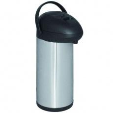 Termos stalowy konferencyjny z pompką<br />model: 383500<br />producent: Stalgast