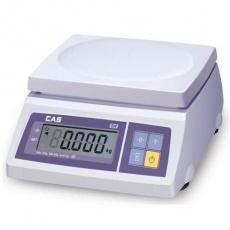Waga elektroniczna licząca - do 2kg<br />model: CAS SW-1 PLUS CR 2<br />producent: Cas