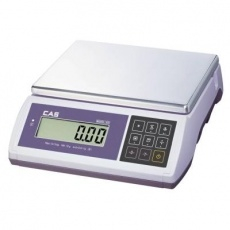 Waga elektroniczna prosta - do 3kg<br />model: CAS ED 3<br />producent: Cas