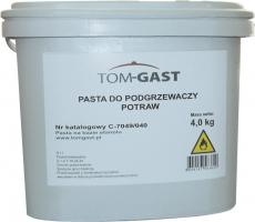 Pasta do podgrzewaczy<br />model: T-7049-4<br />producent: Tom-Gast