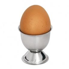 Stalowy kieliszek na jajko<br />model: 364241<br />producent: Stalgast