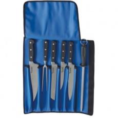 Zestaw noży kutych<br />model: 200009<br />producent: Stalgast