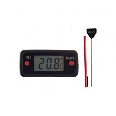 Termometr elektroniczny z sondą 21 cm<br />model: 620010<br />producent: Stalgast