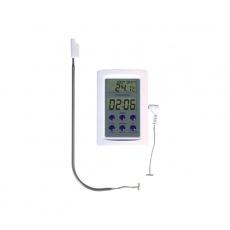 Termometr elektroniczny z sondą 100 cm<br />model: 620410<br />producent: Stalgast