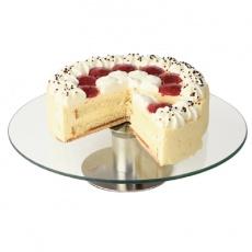 Patera obrotowa do tortów i ciast<br />model: 545012<br />producent: Stalgast