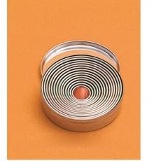 Zestaw wycinarek prostych<br />model: 528010<br />producent: Stalgast