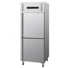 Szafa chłodniczo-mroźnicza nierdzewna <br />model: 840602<br />producent: Stalgast