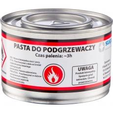 Żel w puszce do podgrzewaczy gastronomicznych<br />model: 430002<br />producent: Stalgast