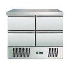 Stół chłodniczy 4-szufladowy SZ-902<br />model: 00007344<br />producent: Redfox