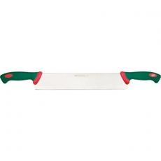 Nóż do dużych bloków sera z 2 uchwytami<br />model: 231360<br />producent: Sanelli