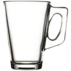 Szklanka do gorących napojów VELA niska<br />model: 400098<br />producent: Pasabahce