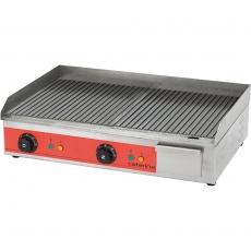 Płyta grillowa elektryczna stalowa Caterina<br />model: 745102<br />producent: Stalgast