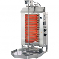 Gyros (kebab) elektryczny - do 30 kg | POTIS E-2<br />model: POTIS E-2<br />producent: Potis