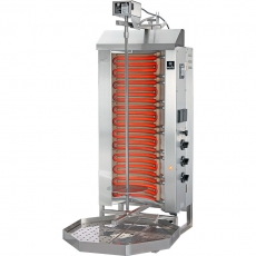 Gyros (kebab) elektryczny - do 50 kg | POTIS E-3<br />model: POTIS E-3<br />producent: Potis