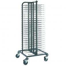 Wózek jodełkowy do talerzy CPP-100<br />model: 2452101<br />producent: Edenox