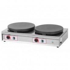 Naleśnikarka elektryczna podwójna CRE-235<br />model: 00007921<br />producent: Redfox