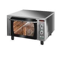 Piekarnik elektryczny z termoobiegiem 3xGN2/1 | KROMET 000.PE-1/T<br />model: 000.PE-1/T<br />producent: Kromet