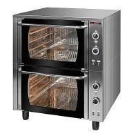 Piekarnik elektryczny z termoobiegiem 2-komorowy (6xGN2/1) | KROMET 000.PE-2/T<br />model: 000.PE-2/T<br />producent: Kromet