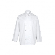 Bluza kucharska CHEF unisex biała<br />model: 634053<br />producent: Stalgast