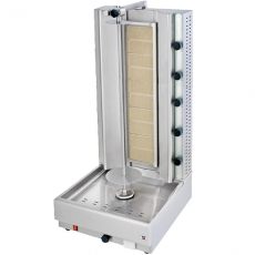 Gyros (kebab) gazowy DG-10A<br />model: 00000336<br />producent: Redfox