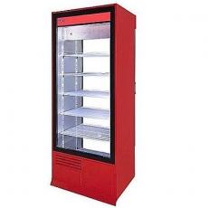 Szafa chłodnicza przeszklona przelotowa<br />model: SCh-2S 825/1D<br />producent: Rapa